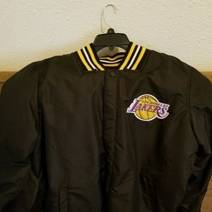Other - Lakers Reversible Jacket